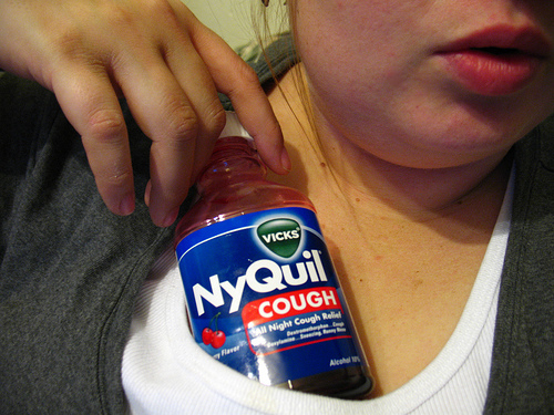 nyquil buzz