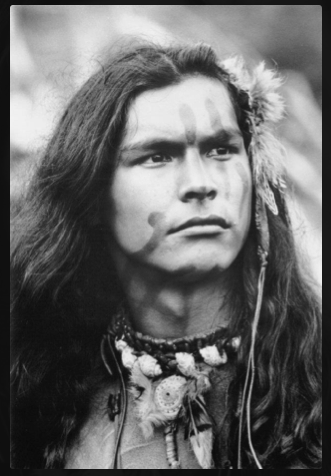 adam beacher as indian