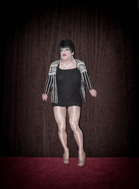 Liza Minnelli drag