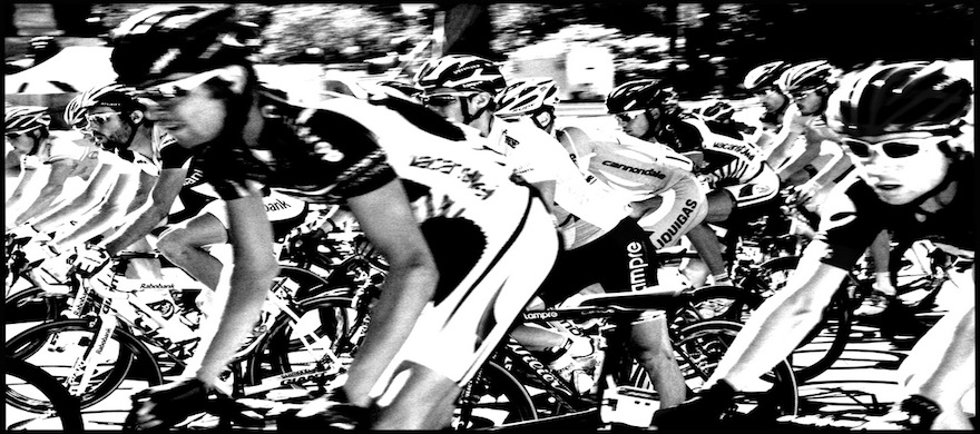peleton tour de france lance armstrong