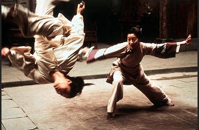 karate, crouching tiger