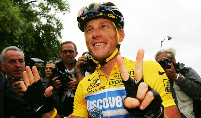 lance armstrong doping charges