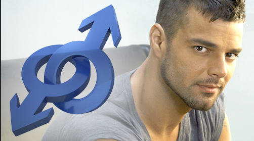 ricky martin comes out