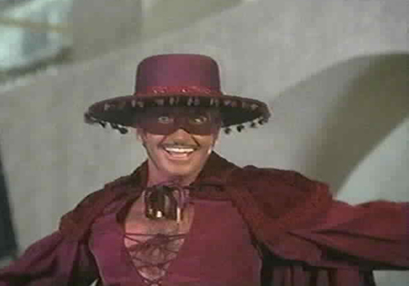 zorro the gay blade