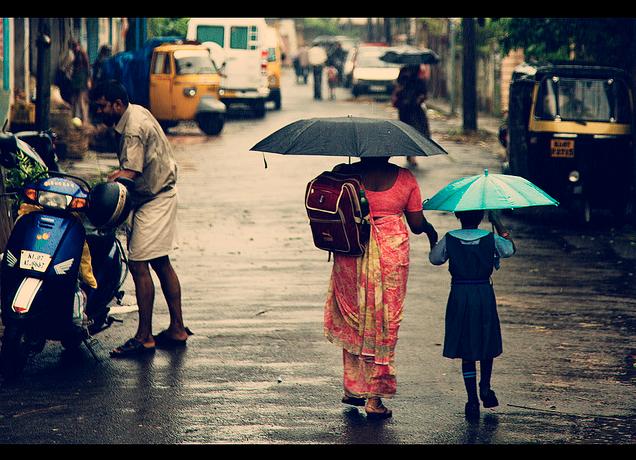 rain india
