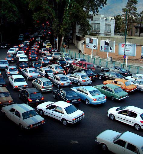 405 parking lot