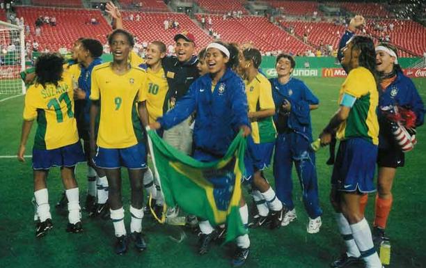 brazil women's soccer