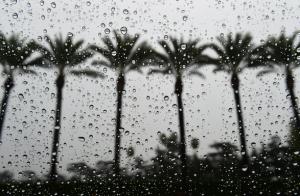 rain in souther california